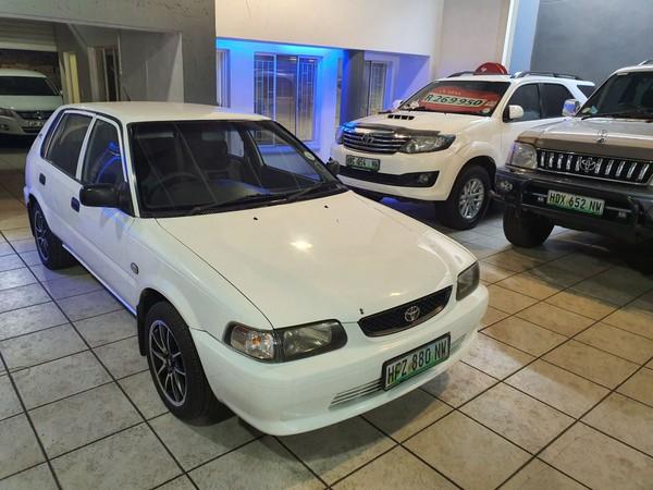 2005 Toyota Tazz Toyota Tazz North West Province Potchefstroom_0