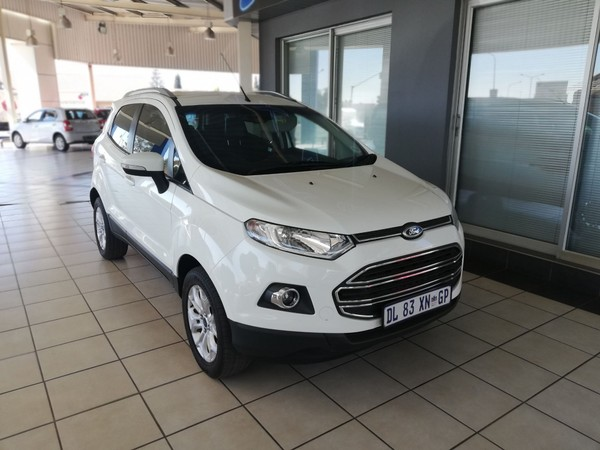 2015 Ford Fiesta 1.4 Ambiente  North West Province Potchefstroom_0