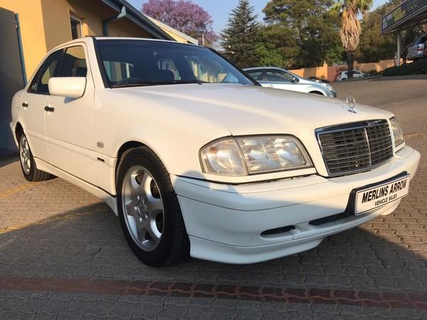 1999 Mercedes-Benz C-Class C230 Kompressor Sport  Gauteng Randburg_0