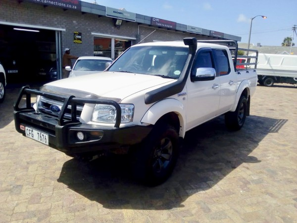 2008 Ford Ranger 3.0tdci Xle 4x4 Pu Dc  Western Cape Plumstead_0