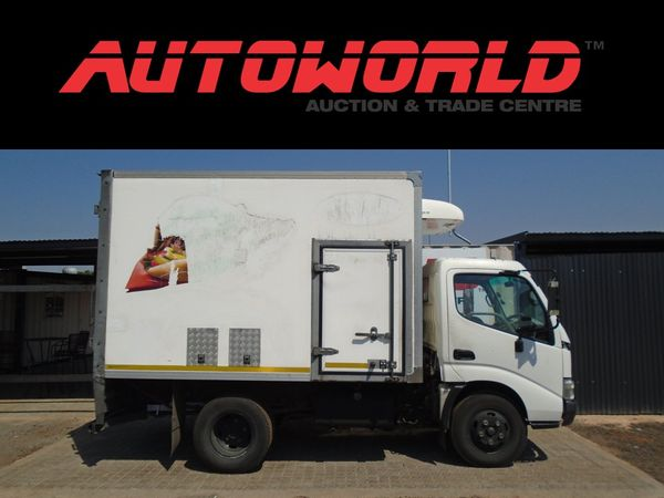 2011 Hino 300 611 Swb Fc Cc  Gauteng Pretoria_0