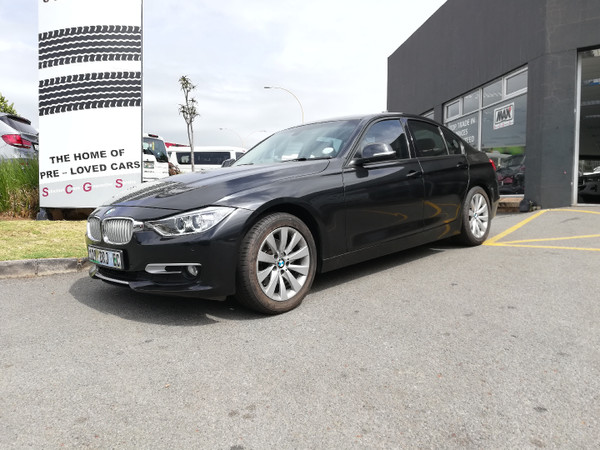 2012 BMW 3 Series 320d At f30  Eastern Cape Nahoon_0