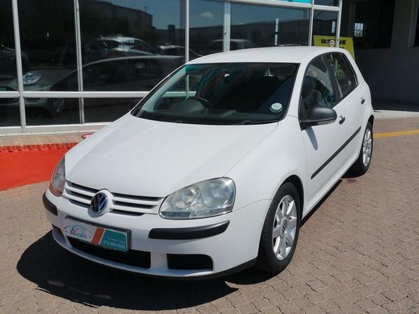 2008 Volkswagen Golf 1.6 Trendline  Gauteng Centurion_0