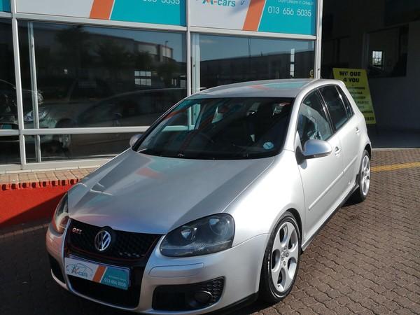2005 Volkswagen Golf Gti 2.0t Fsi Dsg  Gauteng Centurion_0