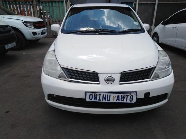 2009 Nissan Tiida 1.8 Acenta h34  Gauteng Johannesburg_0