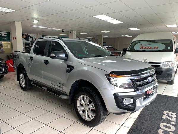 2014 Ford Ranger 3.2tdci Wildtrak Bakkie Double cab  Kwazulu Natal Pinetown_0