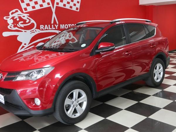 2013 Toyota Rav 4 2.2D GX Free State Bloemfontein_0