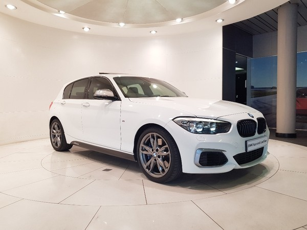 2016 BMW 1 Series M135i 5dr f20  Gauteng Sandton_0