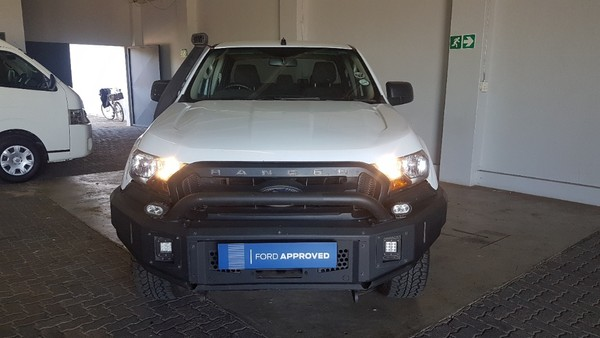 2016 Ford Ranger 2.2TDCi XL Double Cab Bakkie Limpopo Nylstroom_0