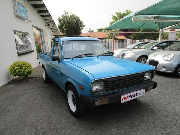 1995 Nissan 1400 Bakkie Std 5 Speed 408 Pu Sc  Gauteng Bryanston_0