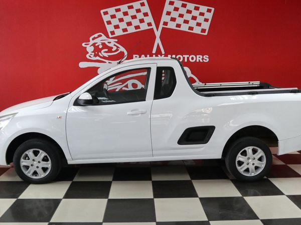 2013 Chevrolet Corsa Utility 1.3d Club Pu Sc  Free State Bloemfontein_0