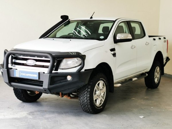 2014 Ford Ranger 3.2tdci Xlt 4x4 At Pu Dc  Western Cape Riversdale_0