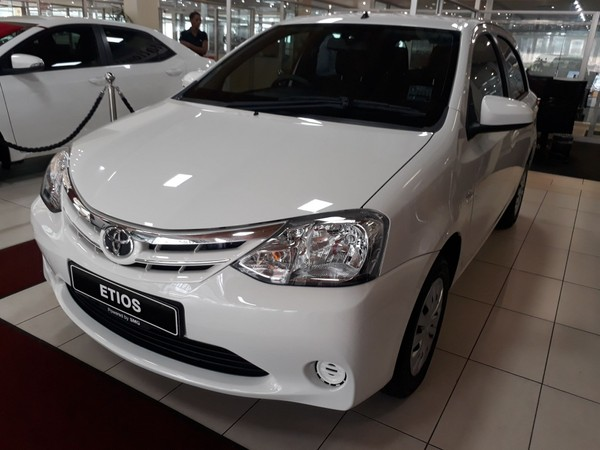 2019 Toyota Etios 1.5 Xi 5dr  Kwazulu Natal Hillcrest_0