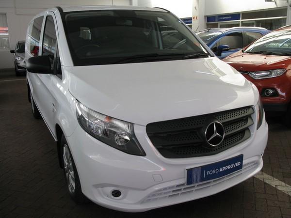 2015 Mercedes-Benz Vito 111 1.6 CDI Mixto Crewcab FC PV Western Cape Goodwood_0
