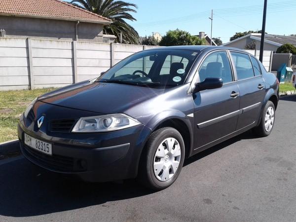2008 Renault Megane Ii 1.6 Expression  Western Cape Strand_0