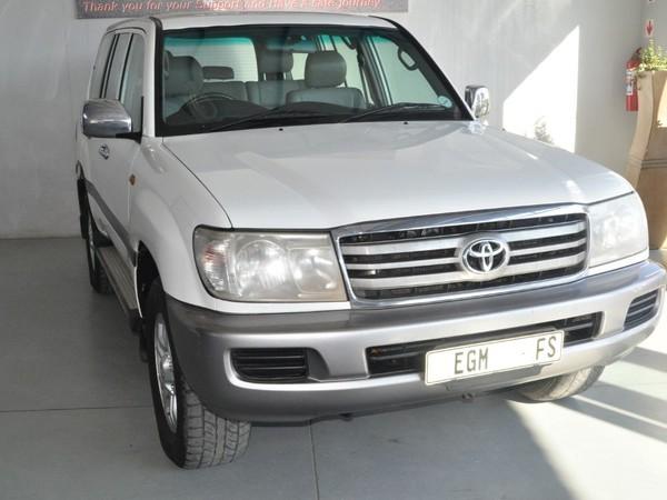 2007 Toyota Land Cruiser 100 Vx Td At  Free State Bloemfontein_0
