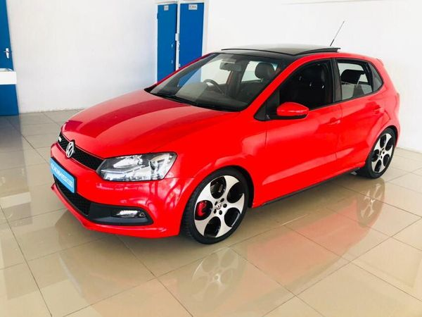 2015 Volkswagen Polo Gti 1.4tsi Dsg  Kwazulu Natal Durban_0