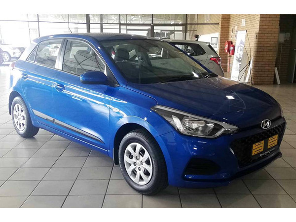 2019 Hyundai i20 1.2 Motion Mpumalanga Secunda_0