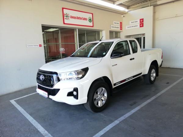 2019 Toyota Hilux 2.4 GD-6 RB SRX PU ECAB Western Cape Swellendam_0