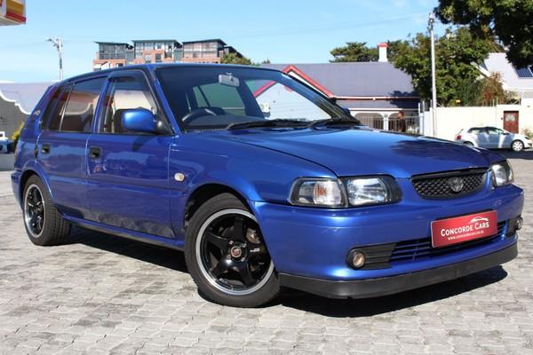 2001 Toyota Tazz 130  Western Cape Cape Town_0