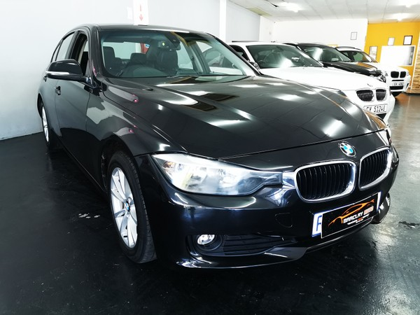 2012 BMW 3 Series 320d At f30  Western Cape Goodwood_0