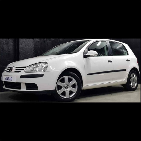 2004 Volkswagen Golf 1.6 Trendline  Gauteng Benoni_0