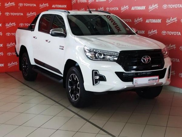 2019 Toyota Hilux 2.8 GD-6 Raider 4X4 Auto Double Cab Bakkie Gauteng Sandton_0