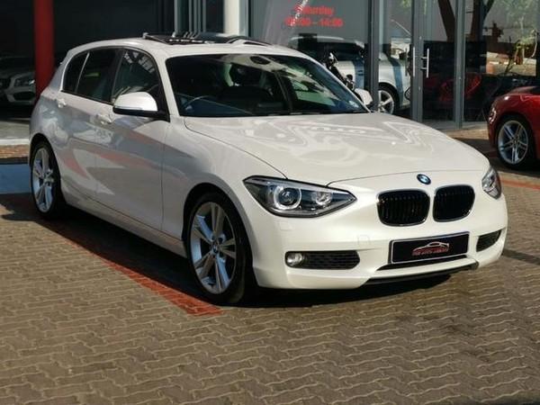 2014 BMW 1 Series 120d Sport Line 5dr At f20  Gauteng Sandton_0