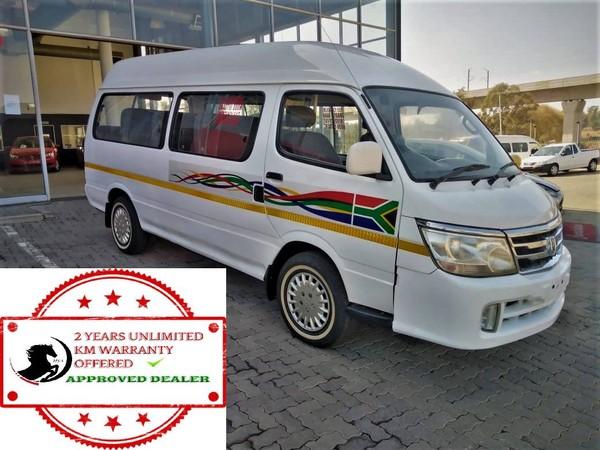 2018 Jinbei Haise H1 2.2i - 14 seater Gauteng Midrand_0