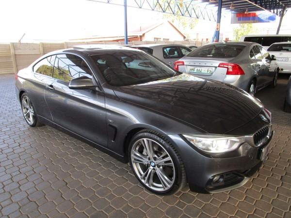 2013 BMW 4 Series 435i Coupe Sport Line Auto Gauteng Pretoria_0