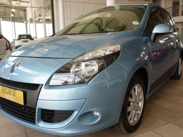 2010 Renault Scenic III 1.6 Expression  Gauteng Midrand_0