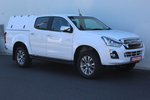 2020 Isuzu D-MAX 300 LX Double Cab Bakkie Western Cape Goodwood_0