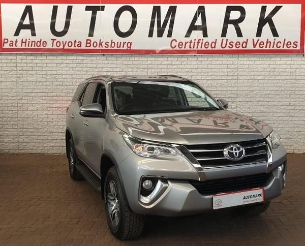 2019 Toyota Fortuner 2.8GD-6 RB Auto Gauteng Boksburg_0