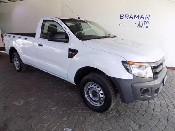 2012 Ford Ranger 2.2tdci Xl Lr Pu Sc  Gauteng Boksburg_0