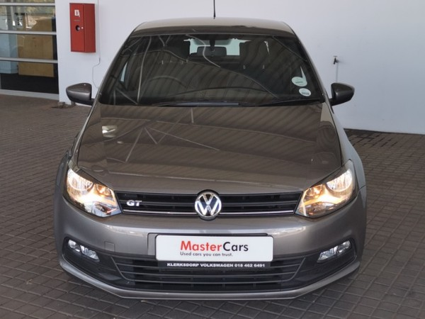 2019 Volkswagen Polo Vivo 1.0 TSI GT 5-Door North West Province Klerksdorp_0