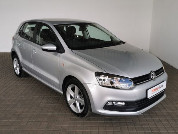 2019 Volkswagen Polo Vivo 1.6 Highline 5-Door North West Province Klerksdorp_0