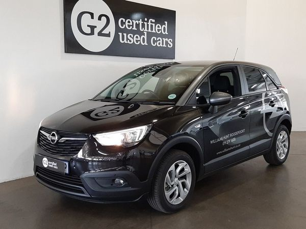 2019 Opel Crossland X 1.2T Enjoy Gauteng Roodepoort_0