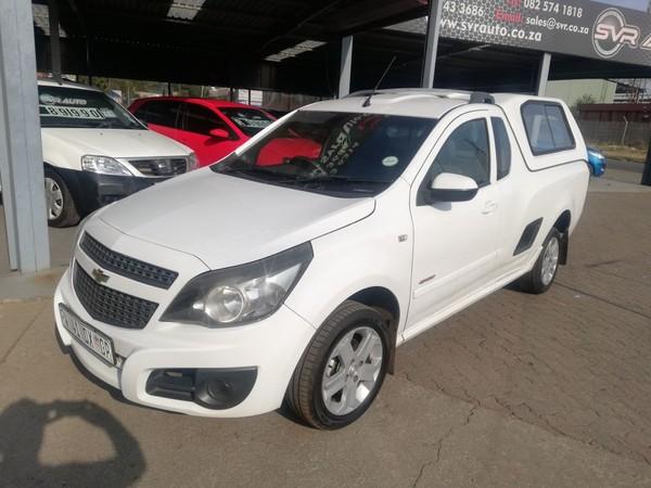 2012 Chevrolet Corsa Utility 1.4 Sport Pu Sc  Gauteng Boksburg_0