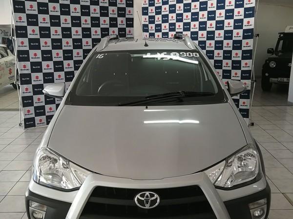 2016 Toyota Etios Cross 1.5 Xs 5Dr Kwazulu Natal Newcastle_0