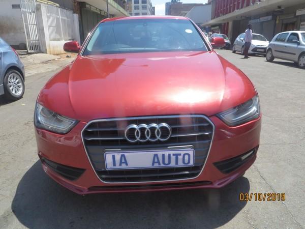 2014 Audi A4 1.8t Ambition b8  Gauteng Johannesburg_0