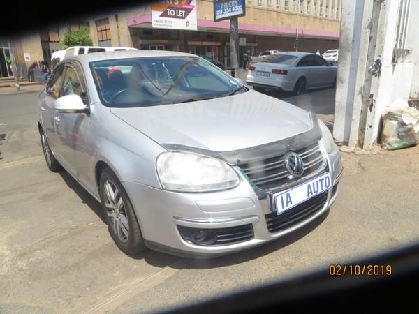 2008 Volkswagen Jetta 2.0 Fsi Sportline  Gauteng Johannesburg_0