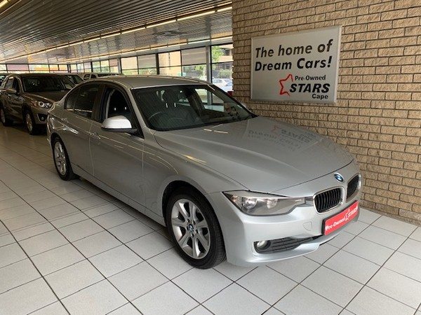 2012 BMW 3 Series 320d At f30  Western Cape Bellville_0