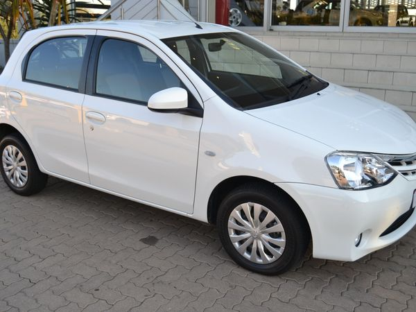 2016 Toyota Etios 1.5 Xs 5dr  Kwazulu Natal Hillcrest_0