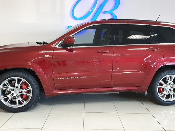 2013 Jeep Grand Cherokee 6.4 Srt  Western Cape Cape Town_0