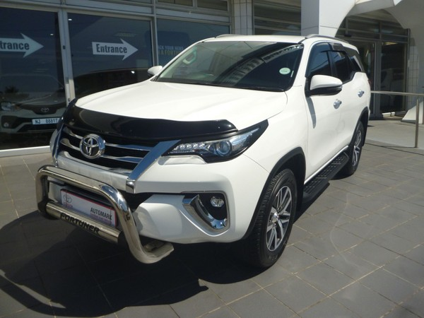 2019 Toyota Fortuner 2.8GD-6 RB Auto Kwazulu Natal Durban North_0