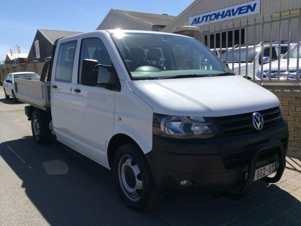 2014 Volkswagen Transporter T5 2.0 Bitdi 132 Kw Lwb Pu Dc  Western Cape Hermanus_0