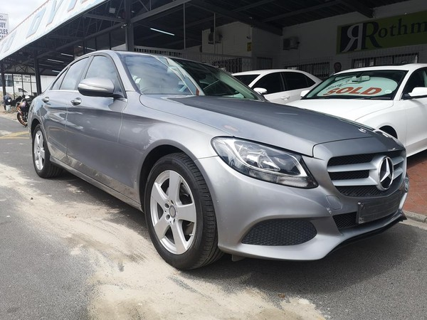 2014 Mercedes-Benz C-Class C180 Avantgarde Auto Western Cape Parow_0