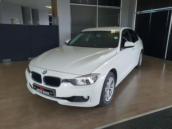 2012 BMW 3 Series 320i f30  Western Cape Cape Town_0