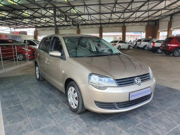 2015 Volkswagen Polo Vivo GP 1.4 Trendline 5-Door Limpopo Polokwane_0