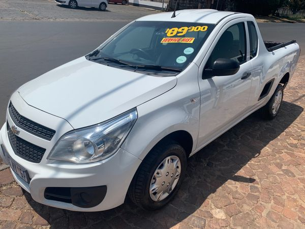 2015 Chevrolet Corsa Utility 1.4 Ac Pu Sc  Gauteng Boksburg_0